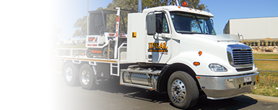 Heavy Rigid Truck Open licence driver training courses in Toowoomba