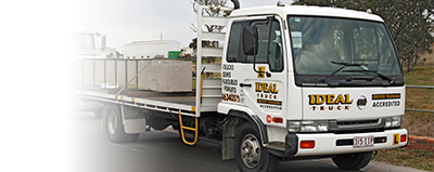 Medium Rigid Truck licence driver training courses in Toowoomba
